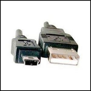 Mini USB kabl, 5 PIN Kabl USB A na USB B mini (70-80cm)