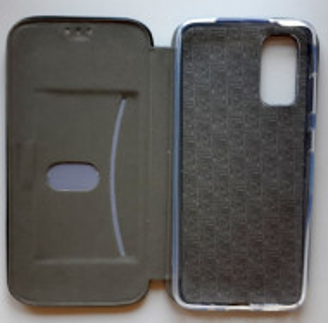 """Preklopna futrola Leather za Samsung SM-G980, Galaxy S20 2020 (6.2"""") crna"""