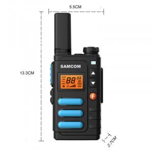 Samcom FT-18 (CP-446S) Profesionalni voki toki, lična radio stanica - DOMET 10km