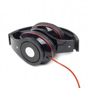 Slušalice s mikrofonom GEMBIRD MHS-DTW-BK, konektor 1 x 3,5mm