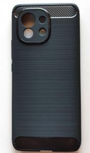 "TPU maska BRUSHED maska za Xiaomi Mi 11 2021 (6.81"") CRNA"