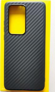 "TPU maska Carbon ultra tanka 0.3mm za Huawei P40 Pro 2020 (6.58"") crna"