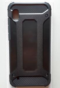 "TPU maska DEFENDER za Samsung Galaxy A10 2019 (6.2"") crna"