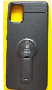 """TPU maska iFACE za Samsung SM-A515F, Galaxy A51 2020 (6.5"""") CRNA"""