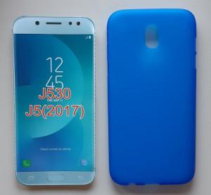 TPU PUDDING maska za Samsung Galaxy J5 2017 J530, J5 Pro, plava