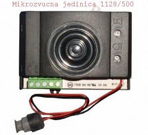 Ugradna tastatura URMET 925/108 sa 8 tastera i mestom za mikrozvučnu jedinicu