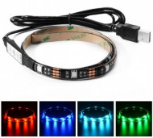 USB RGB LED traka za monitor i sl. Gembird LED-SU-RGB30-01