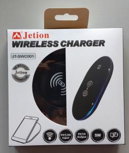 Wireless punjač za smartphone, Bežični punjač za telefone JETION JT-SWC001, 5W