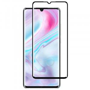 "Zaštitno kaljeno staklo 5D Full Glue za Xiaomi Mi Note 10 Lite 2020 (6.47"") CRNI RUB"