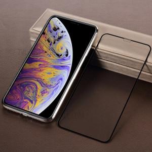 "Zaštitno Kaljeno staklo glass 5D FULL GLUE za IPhone XS MAX 2018, iPhone 11 Pro Max 2019 (6.5"") zakrivljeno"