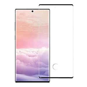 "Zaštitno staklo 5D FULL GLUE s RUPOM za Samsung SM-N970F, Galaxy Note 10 2019 (6.3"") crni rub"