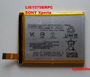 Baterija LIS1579ERPC za SONY Xperia Z3 Plus, Xperia Z3+ , Z3+ Dual, Z3 Plus Dual, C5 Ultra Dua