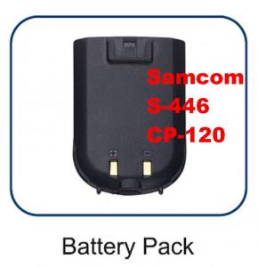 Battery pack za Samcom S-446 Lithium-ion, 1700mAh
