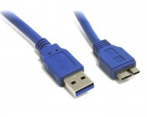 Micro USB 3.0 kabl A-Male na 3.0 Micro-B 1,8m, Gembird