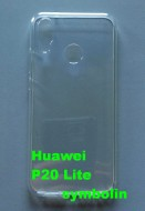 TPU maska 0,3mm ultra tanka za Huawei P20 Lite 2018 (5.84), providna