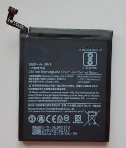 Baterija BN31 za Xiaomi Mi 5X, Mi A1, Redmi Note 5A, Redmi 5A pro, Redmi S2