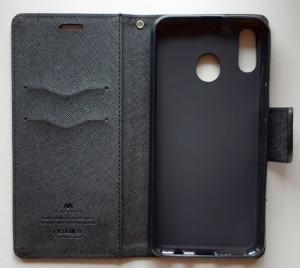 "Preklopna futrola MERCURY za Samsung SM-M205F, Galaxy M20 2019 (6.3""), crna"