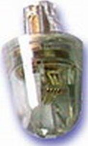 Antiuvrtač spiralnog gajtana slušalice, kratki vrat, KD55