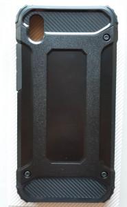 """TPU maska DEFENDER za Huawei Y5 2019, Honor 8S, AMN-LX9 (5.71""""), crna"""