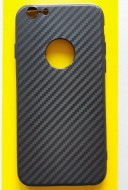 "TPU maska CARBON 0.3mm ultra tanka za iPhone 6 (4.7"") crna"