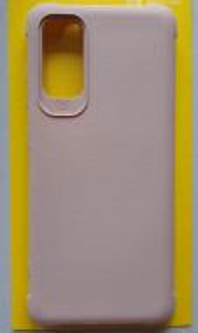 "TPU maska SKIN STRONG za Samsung SM-G980, Galaxy S20 2020 (6.2"") PASTELNO ROZA"