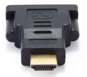 Adapter HDMI muški na ženski DVI-D dual link (24+1) Gembird A-HDMI-DVI-3
