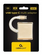 Adapter type-C na HDMI, Gembird A-CM-HDMIF-02-MX