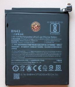 Baterija BN43 za Xiaomi Redmi Note 4X, Xiaomi Note 4X