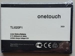 Baterija TLi020F1, TLi020F2, TLi019B2 za Alcatel One Touch OT-5045 PIXI 4 (5), OT-5044 U5