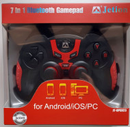Gamepad Bežični Bluetooth Jetion JT-GPC023, Wireless, Vibration, PC, Android, IOS
