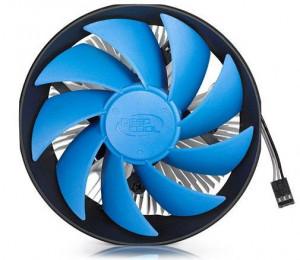 Hladnjak DeepCool GAMMAARCHER UNI CPU kuler 95W 120mm 1600rpm 55CFM LGA1155/LGA775 FM2/FM/AM3+ /AM4/940/754