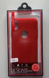 """Maska BREATH za iPhone X 5.8"""" , crvena"""
