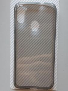 """Maska TPU 0.3mm ultra tanka za Samsung SM-A115F, Galaxy A11 2020 (6.4"""") SMOKE"""