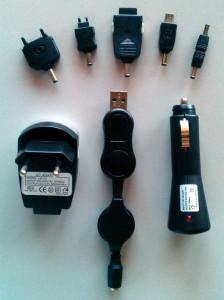 POPSONIC LM-X5 car Univerzalni kučni, USB i punjač u automobilu