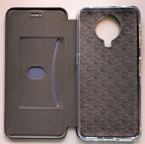 "Preklopna futrola FLIP LEATHER za Nokia G10, Nokia G20 2021 (6.52"") crna"