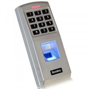 Samostalna kontrola pristupa na otisak prsta i šifru Secukey F3