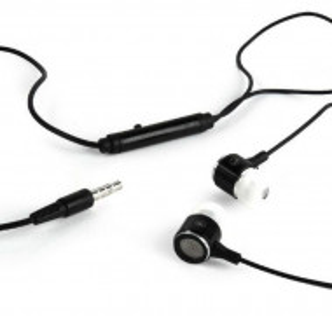 Slušalice bubice s mikrofonom Gembird MHS-EP-001 konektor 3.5mm, dužina kabla 0.9m