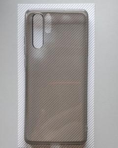 """TPU 0.3 ultra tanka maska za Huawei P30 Pro 2019 (6.30""""), smoke"""