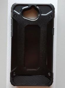 """TPU DEFENDER maska za Huawei Y5 2017, Y6 2017 (5.0""""), crna"""