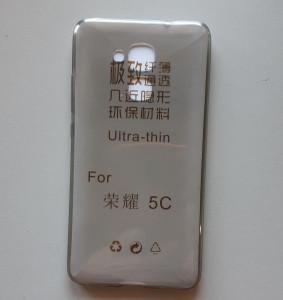 TPU maska 0,3mm za Huawei Honor 5C, Honor 7 Lite, dim providna