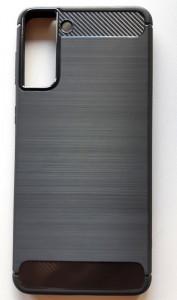 "TPU maska BRUSHED za SAMSUNG SM-G996F, Galaxy S21 Plus 2021 (6.7"") crna"
