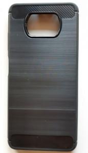"TPU maska BRUSHED za Xiaomi Poco X3 2020 (6.67"") crna"