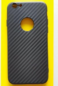 "TPU maska CARBON 0.3mm ultra tanka za iPhone 6 (4.7"") crna"
