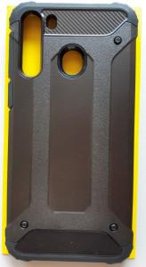 "TPU maska DEFENDER za Samsung SM-A215F, Galaxy A21 2020 (6.5"") crna"