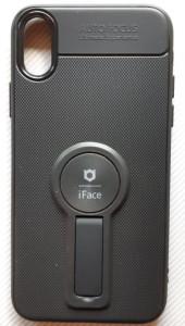 """TPU maska iFACE za IPHONE X, iPhone XS 5.8"""" black"""