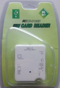 Univerzalni čitač memorijskih kartica - čita sve memorijske kartice MCRW-381