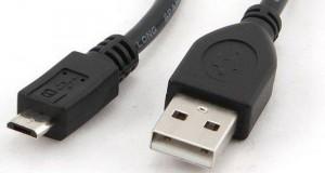 USB kabl 2.0 A-plug na Micro usb B-plug kabl, Gembird CCP-mUSB2-AMBM-0.5M
