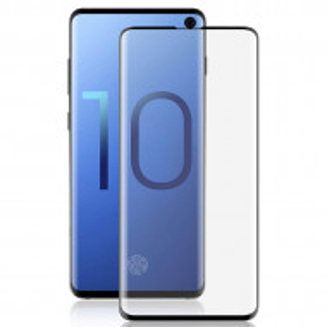 """Zaštitno, kaljeno staklo 5D Full Glue za Samsung SM-G970F, S10E 2019 (5.8"""") CRNI RUB"""