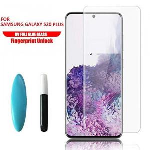 "Zaštitno staklo 5D FULL GLUE UV za Samsung SM-G985F, Galaxy S20 Plus 2020 (6.7"") zakrivljeno"