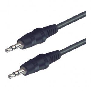 Audio kabl produžni 3,5mm muški na 3,5mm muški A51 - dužina 1,5m